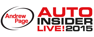 Andrew Page AutoInsider Live exhibition logo