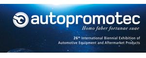autopromotec exhibition logo