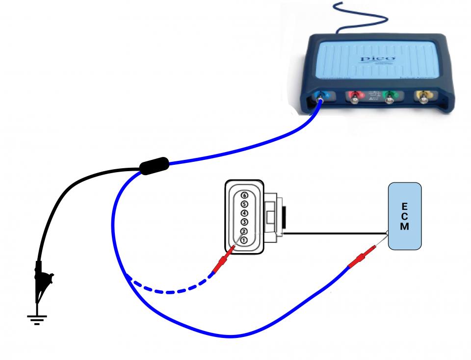Air Flow Meter  Hot Wire