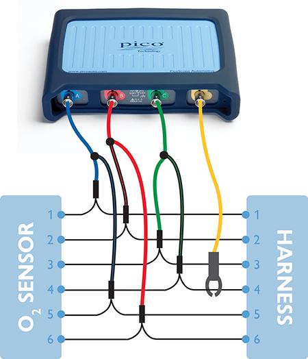 bosch lsu 4 2 wiring diagram bosch lsu 4 9 sensor  u2022 wiring