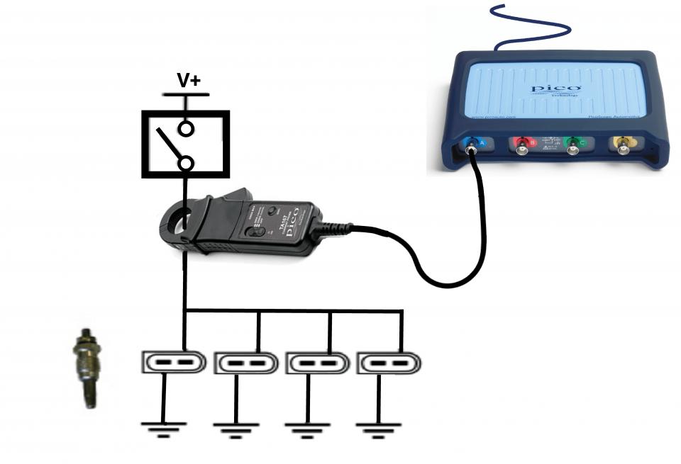 Glow Plug Relay Diagram - Wiring Diagrams List