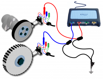 Crankshaft and camshaft position sensor parison