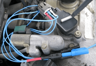 Coilk-on-plug ignition - secondary vs primary