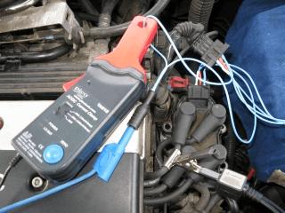 DIS ignition measurement