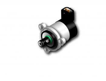 CRD (Bosch) quantity control valve