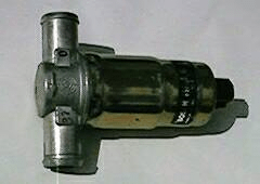 rotary idle speed control valve