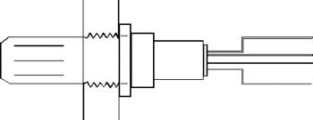 zironia lambda sensor wires