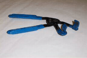 Insulated pliers