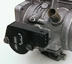 throttle position potentiometer