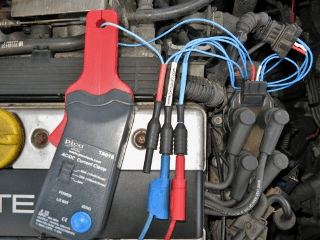 DIS Primary Ignition Voltage (Dual Driver)