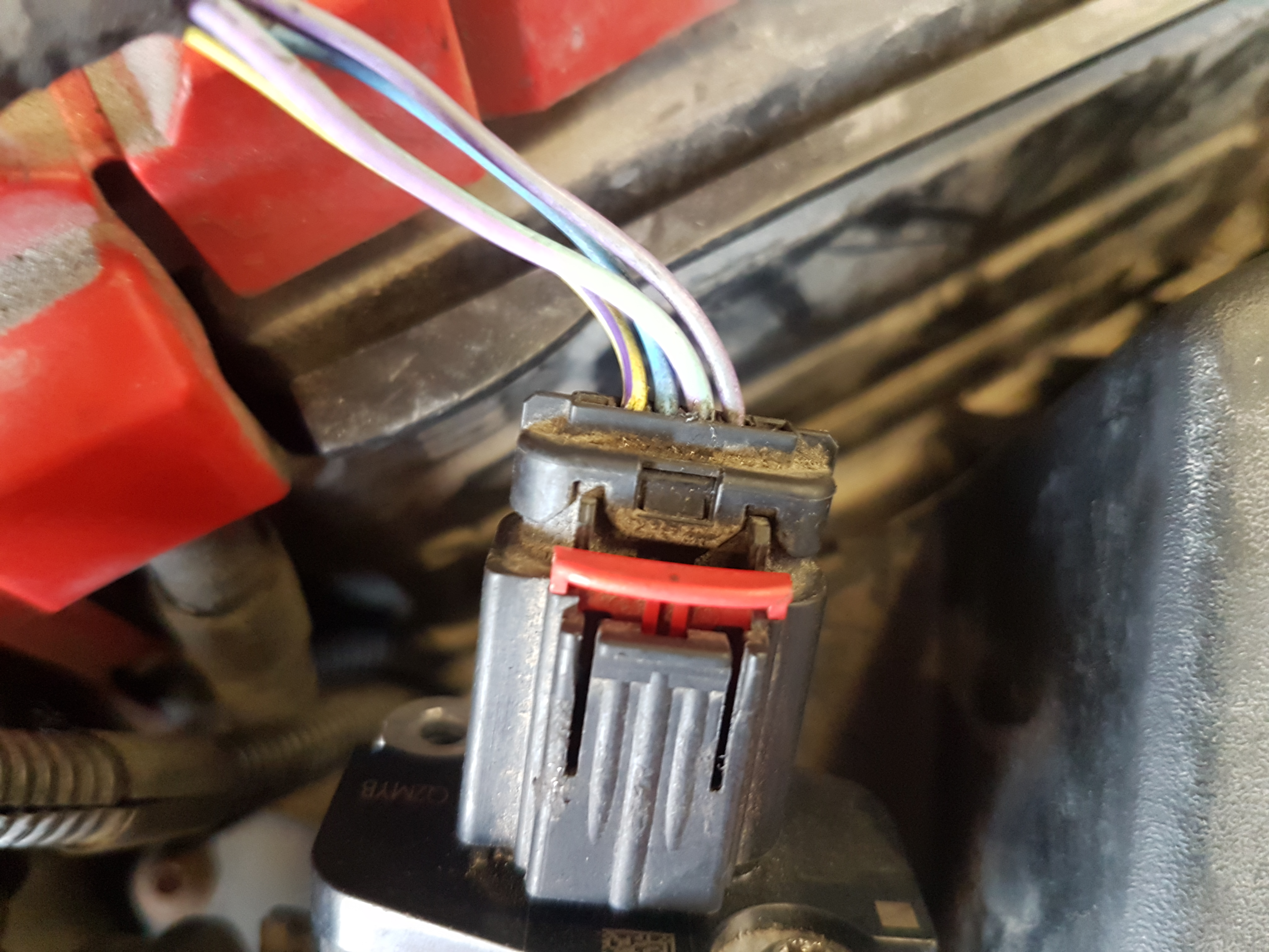 Ford B Max Ecoboost Maf Sensor Professional Motor Mechanic Automotive Wiring Specialist We Decided To Remove The Pin And Look For Damage As Have An Open Circuit This Could Be A Relatively Straight Forward Fix With Still