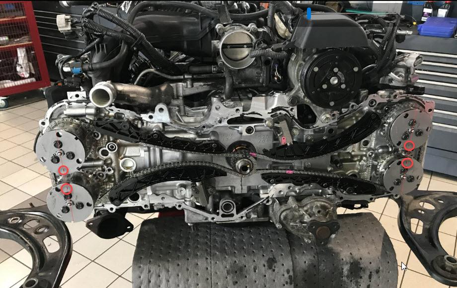 Engine non-start