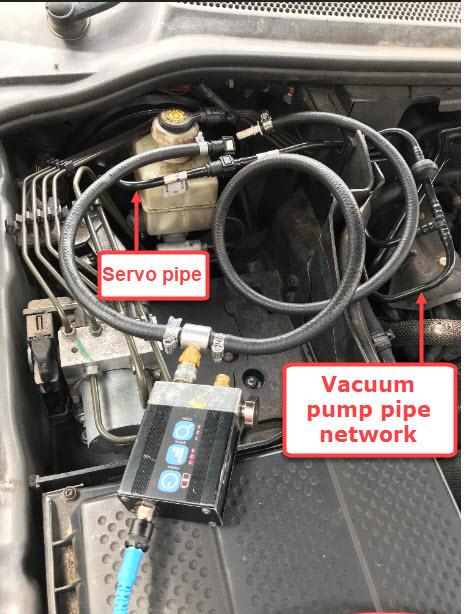 Range Rover AR452 -WPS500X install