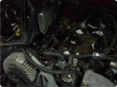 1997 ford explorer v8 misfire