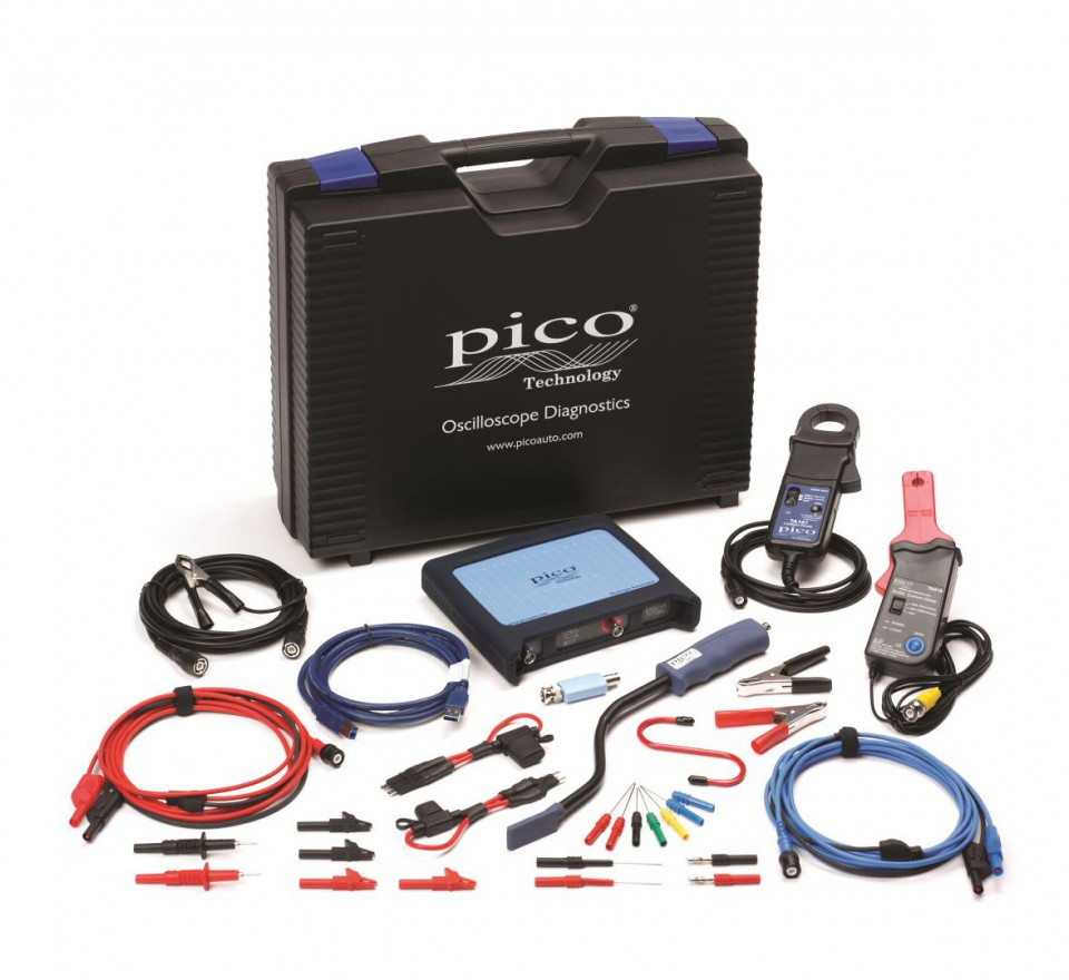 Automotive Oscilloscope Kit | PicoScope