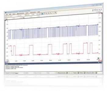 automotive oscilloscope software