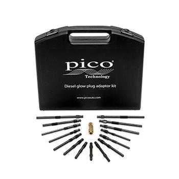 Diesel glow plug adaptor kit